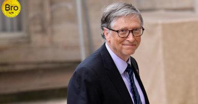 Билл Гейтс краткая биография