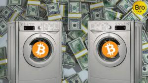 криптовалюта отмывание денег