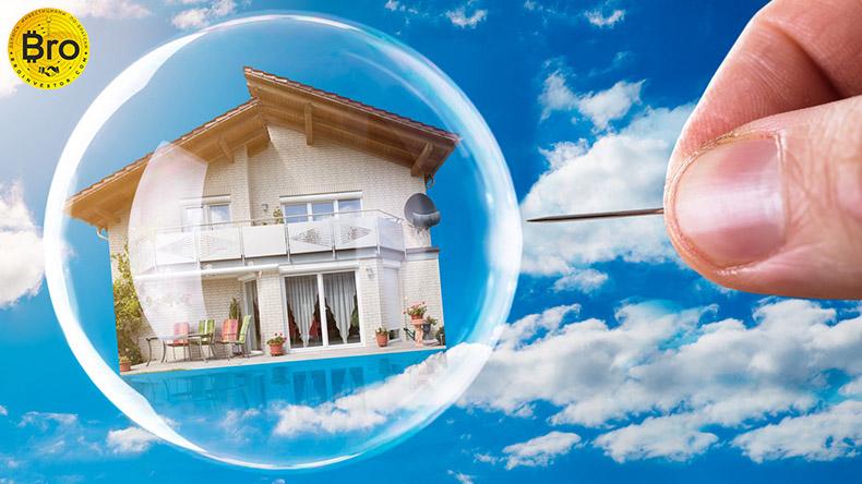 жилищный пузырь в россии