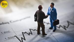 Выбрать брокера для торговли на бирже