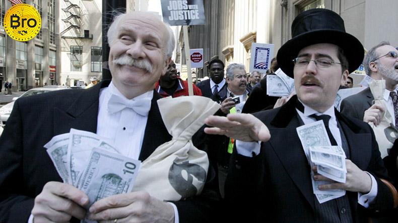 сколько зарабатывают банкиры в месяц