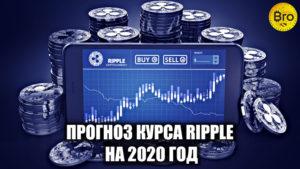 Прогноз Ripple на 2020